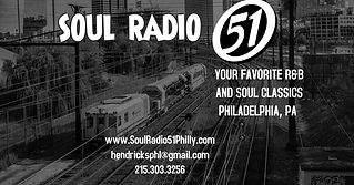 SOULRADIO 51 LOGO REMIX - Made with Post