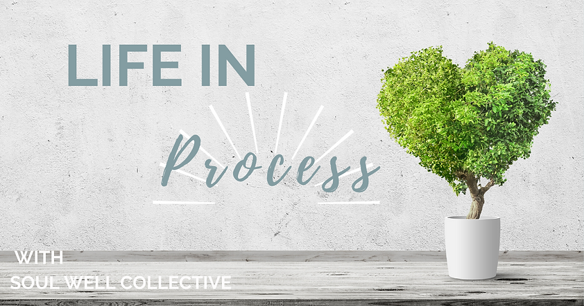 Life in Process Podcast with Soul Well C