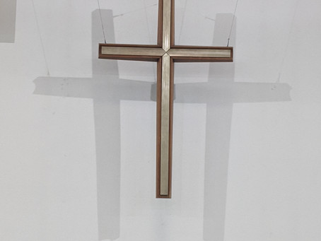 """""""And I'll Cherish The Old Rugged Cross…"""""""