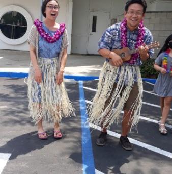 Tomodachi Aloha Summertime Drive-Thru Bento & Blessings