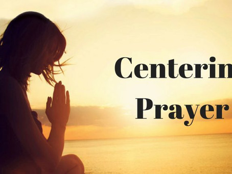 Tuesday Night Spiritual Formation Program: Centering Prayer