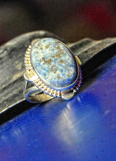 Sea Gold | Lapis lazuli | size 9