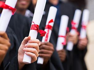 Absolwenci Gospodarstwa Dyplomy