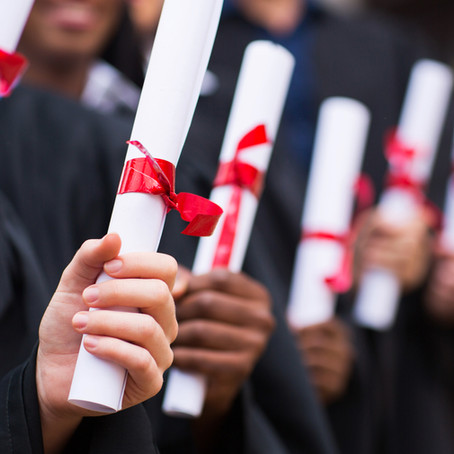 What can you DO with the degree, certificate or diploma you have earned?