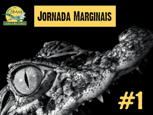 "Jacarés da Mata Atlântica - Jornada ""Marginais"" Cap.#1"