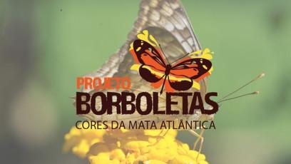 """Lançamento do Programa de Conservação """"Projeto Borboletas: Cores da Mata Atlântica"""""""