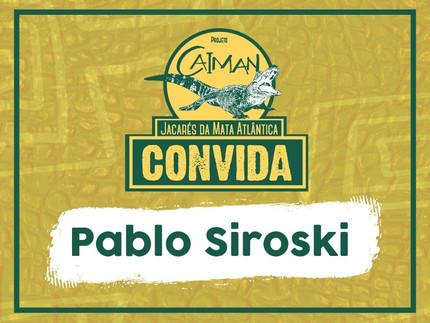 Caiman Convida #1: Conservação dos Crocodilianos da América do Sul.