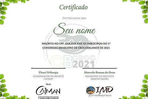 CERTIFICADO 1ºCBCroc2021