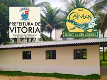Reformas do Centro Ecológico