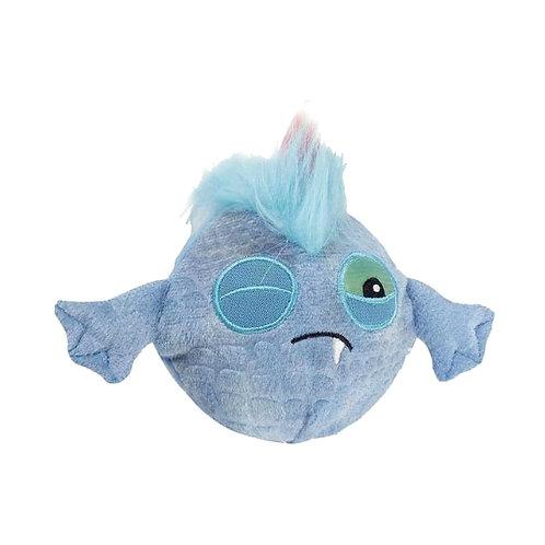 Monstro bola azul