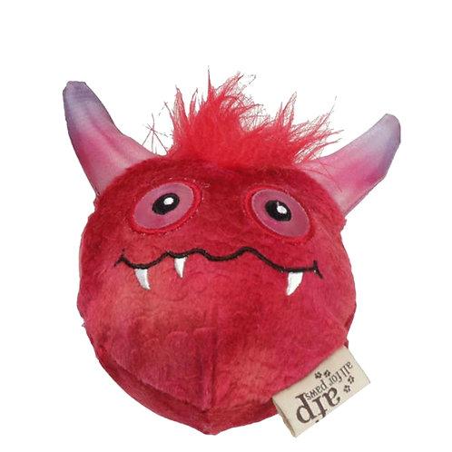 Monstro bola vermelho