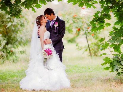 Свадьба в Green Beach «Троицкое»