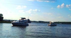 Яхта Green Beach «Троицкое»