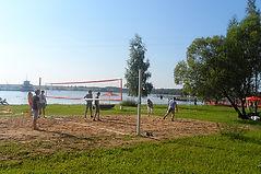Волейбол Green Beach «Троицкое»