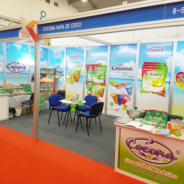 Cocona booth