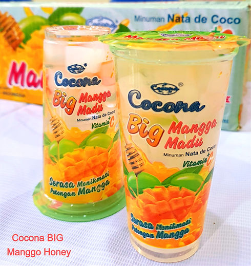 Cocona Manggo Honey