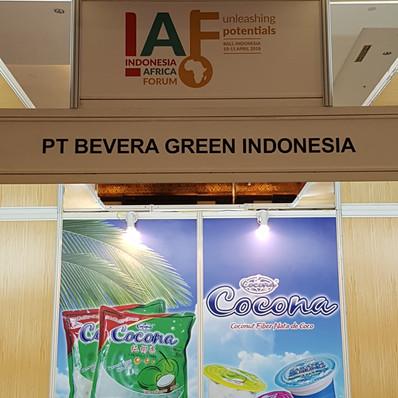 Cocona Indonesia Asia Afrika