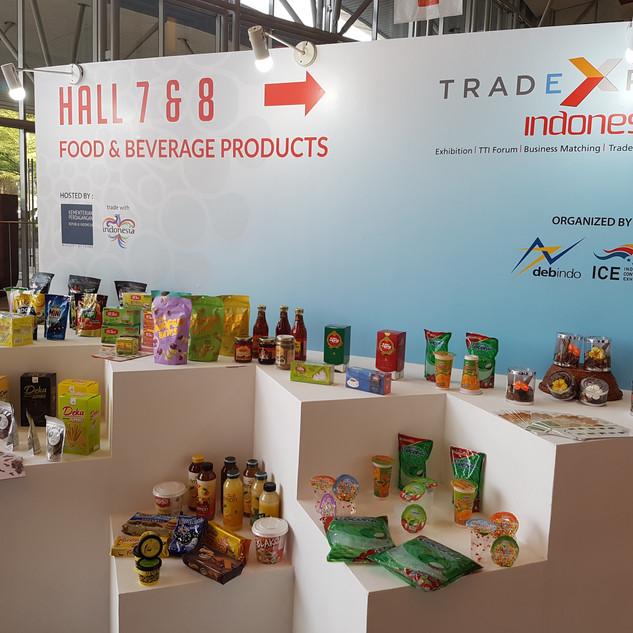 Cocona Trade Expo Indonesia