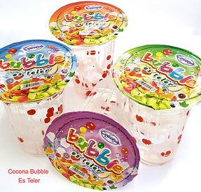 Cocona Bubble Es Teler