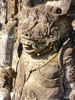 Tempel Pura Maduwe Karang