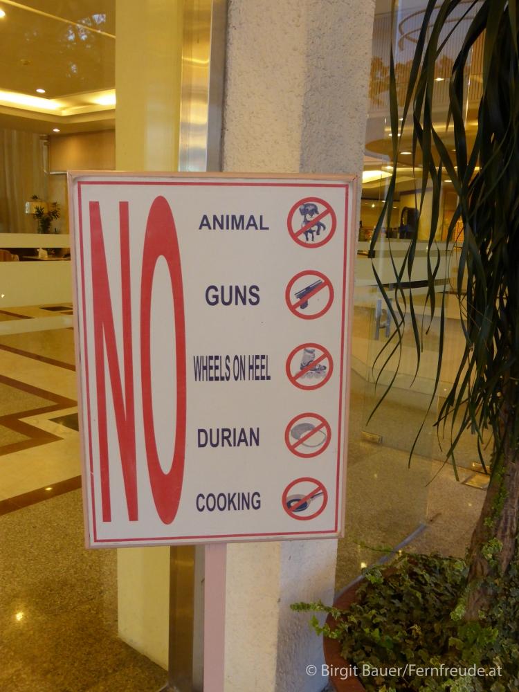 Hotelverbote