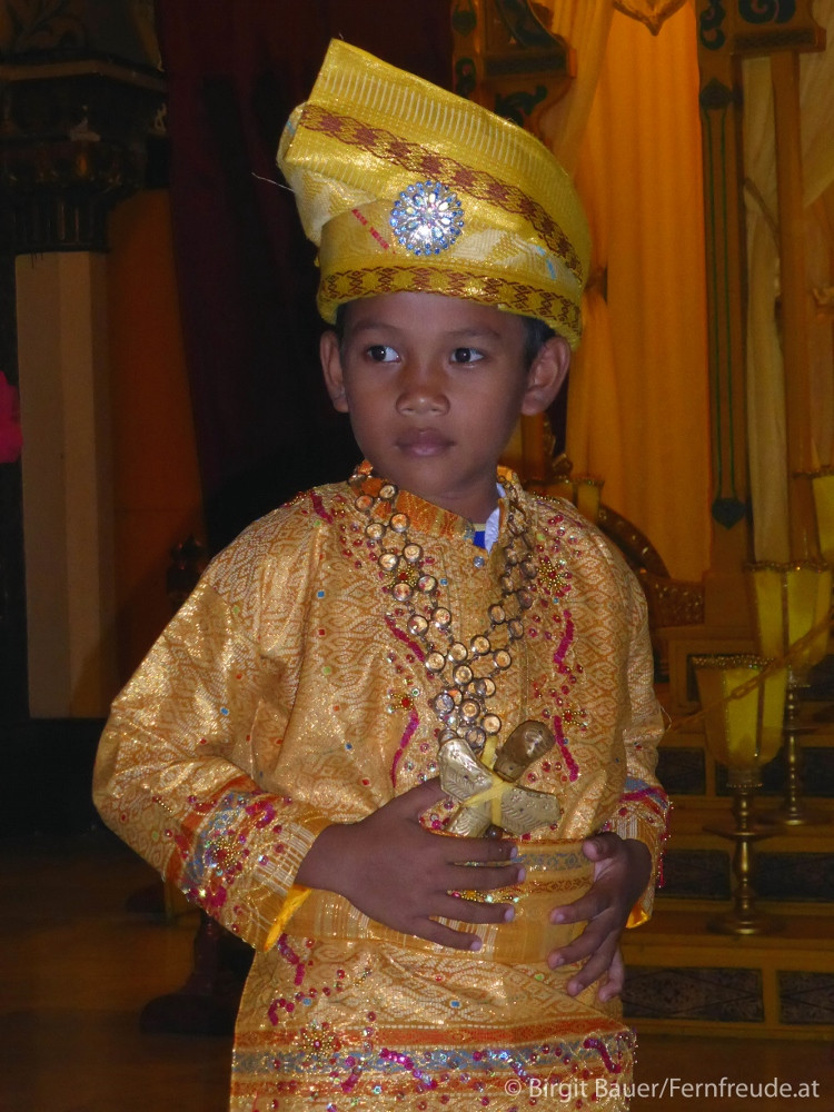 Auch mal Sultan sein