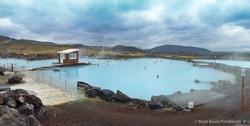Die kleine blaue Lagune
