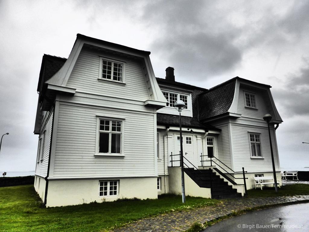 Höfði house, Reykjavik