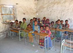 Schulbesuch in Lalibela