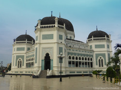 Große Moschee Medan