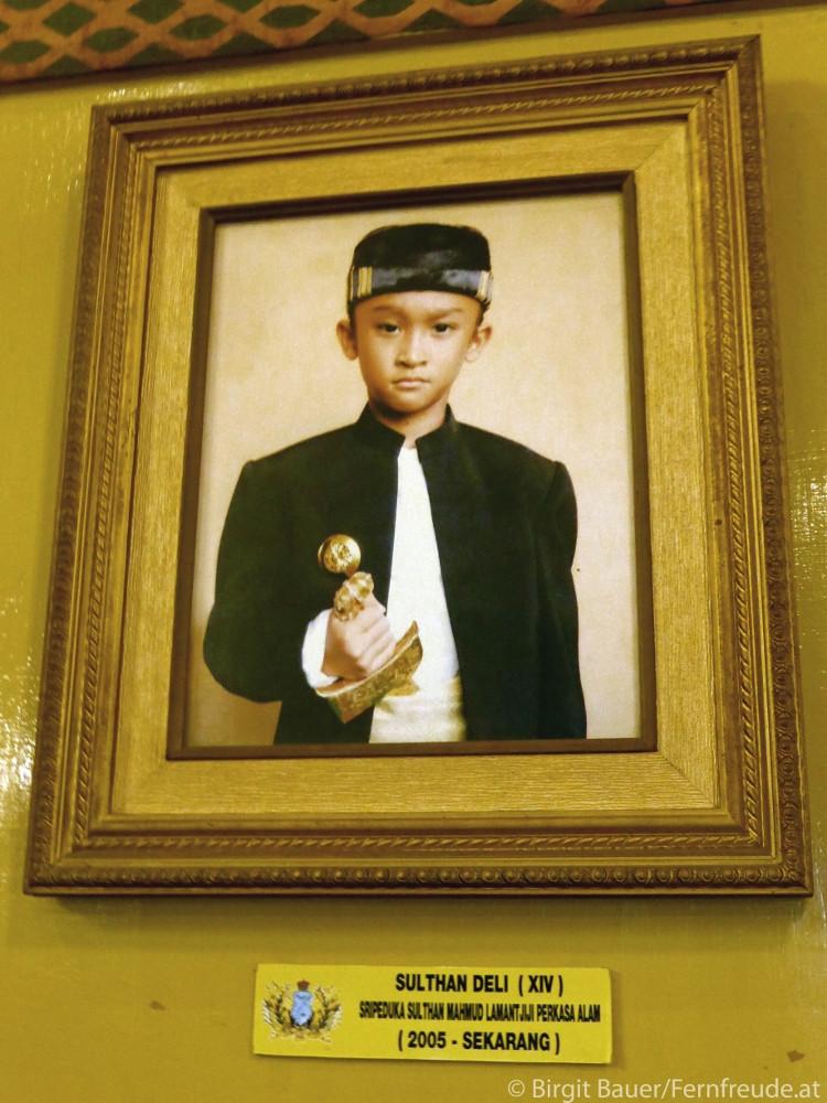 Der junge Sultan von Deli