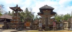 Tempelanlage im Südwesten Balis
