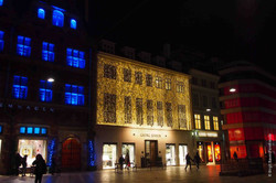 Stroget by night
