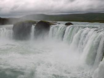[Island] Wie der Goðafoss zu seinem Namen kam