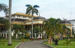 Maimoon Palast Medan