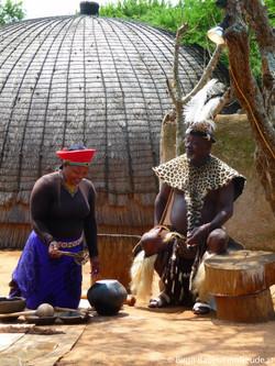Zu Gast bei Zulus