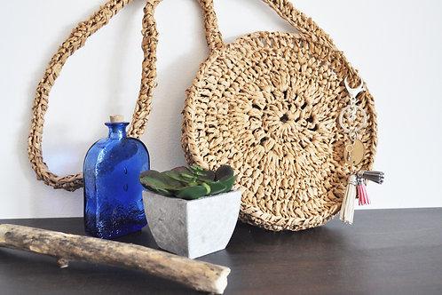 Crochet Raffia Bag Kit