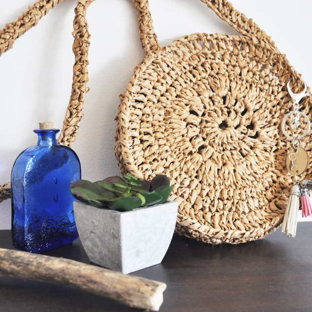 September 2019 - Crochet Raffia Bag