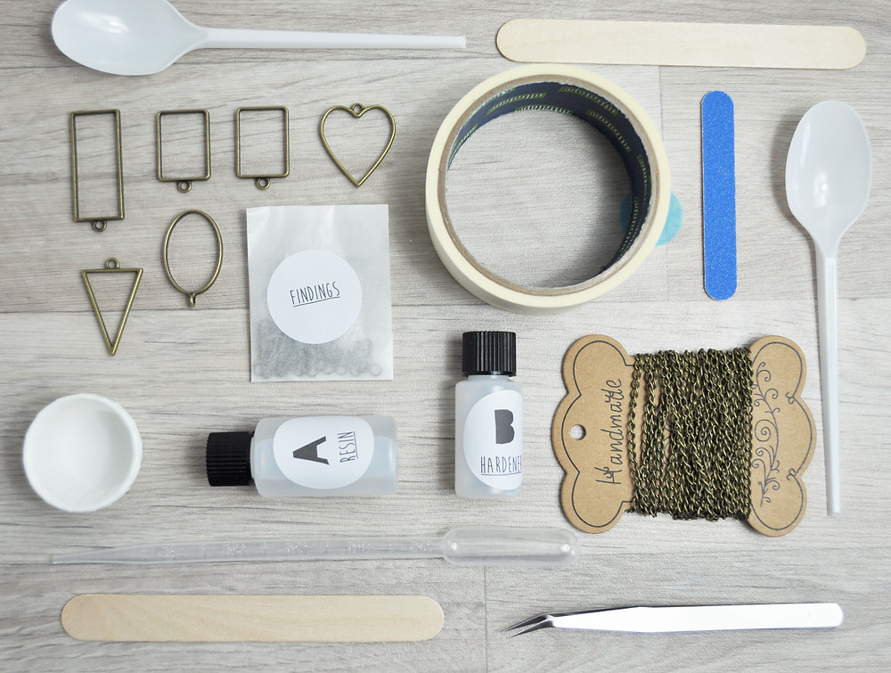 June's makerly craft kit
