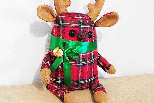 Festive Reindeer Doorstop Kit