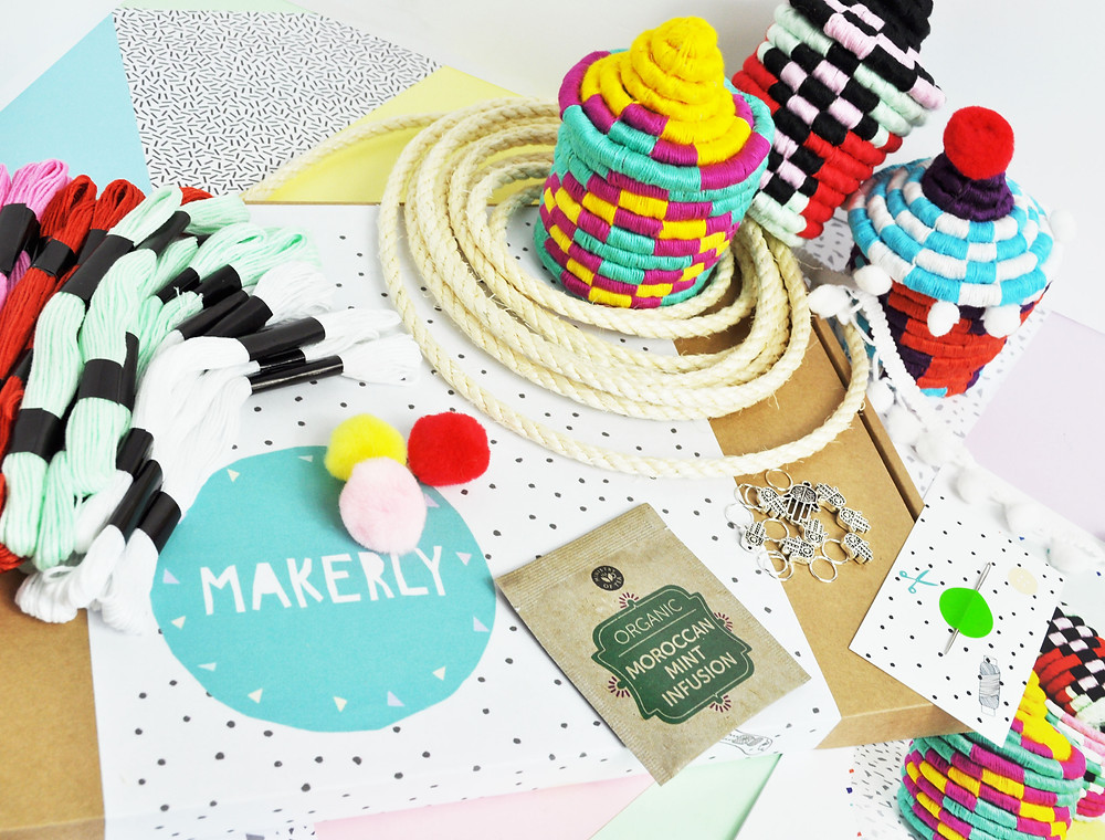 Makerly Crafts Subscription Box