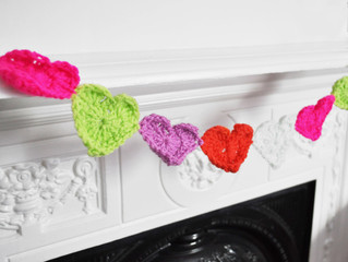 Some tried and Tested Crochet Heart Patterns!