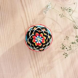 DIY temari balls