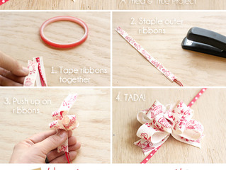 15 Minute Makes: Make a bow