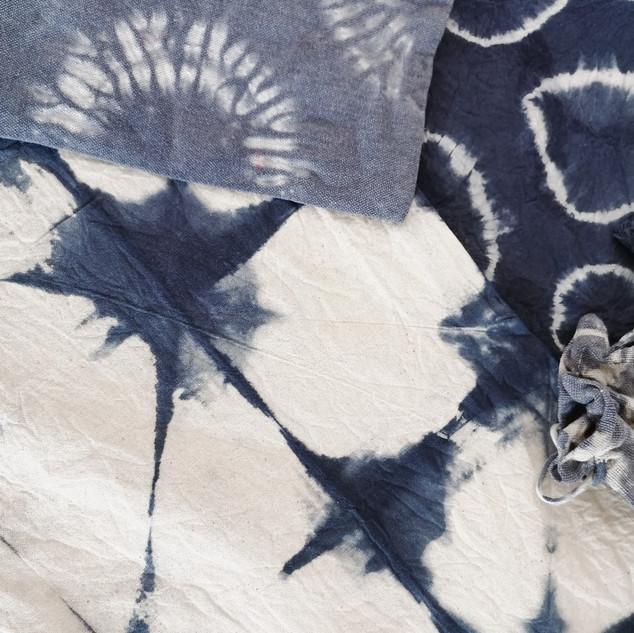 Shibori textures