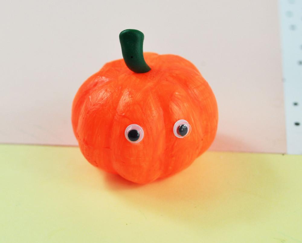 Cute pumpkin craft ideas