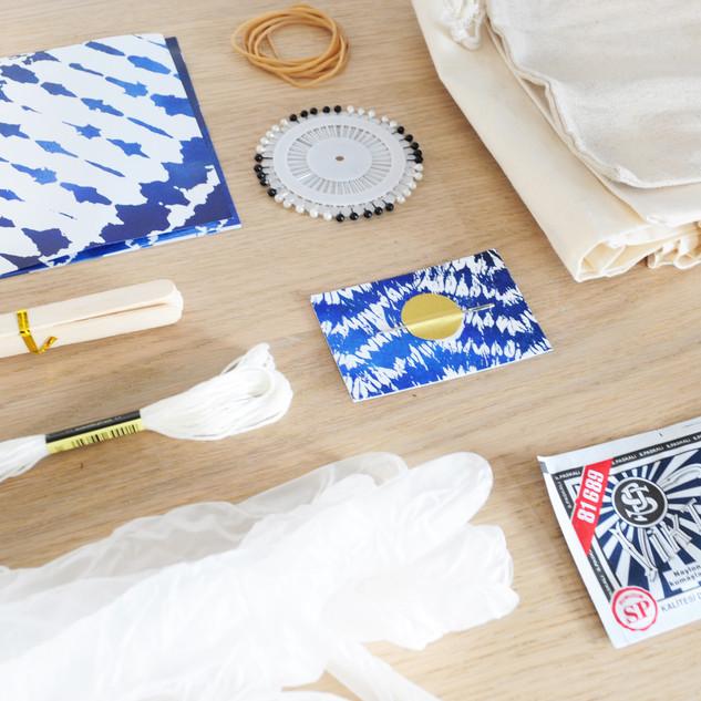 Shibori Craft kit