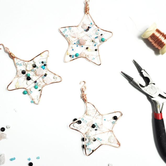 December 2019- Wire Stars