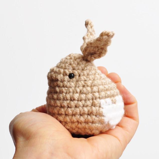 March's 2018 - Crochet bunnies.