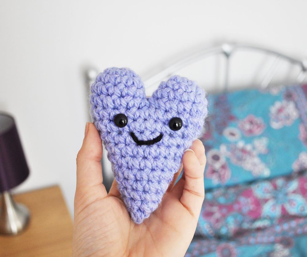 Amigurumi Heart